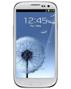 Samsung i9300 Galaxy S3 16GB marble white