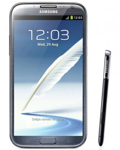 Samsung N7100 Galaxy Note 2 16GB titanium grey