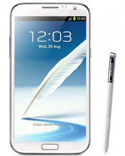 Samsung N7100 Galaxy Note 2 16GB ceramic white