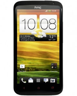 HTC One X+ 64GB black