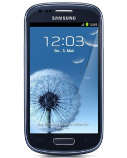 Samsung i8190 Galaxy S3 mini pebble blue