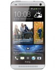 HTC One glacial silver