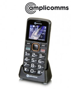 Amplicomms PowerTel M6300 black