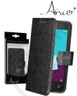 Anco Book Cover Flower black f�r Vodafone Smart Speed 6