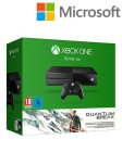 Microsoft Xbox One 500GB black Bundle inkl. Quantum Break und Alan Wake